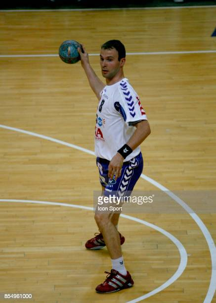 Christian OMEYER Paris Handball / Selestat 26e Journee de division 1 Stade Pierre de Coubertin