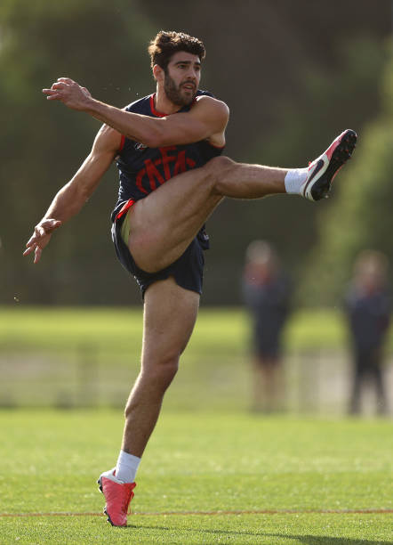 AUS: Melbourne Demons Training Session