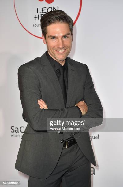 Christian Polanc during the Leon Heart Foundation charity dinner at Charles hotel on November 17 2017 in Munich Germany