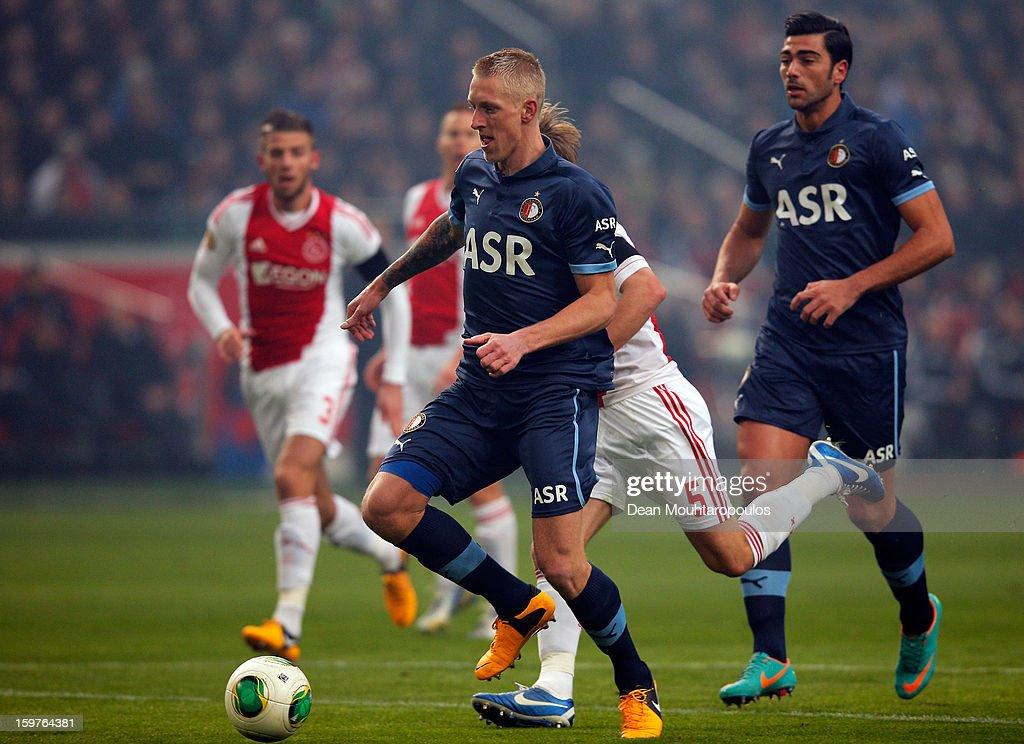 Ajax Amsterdam v Feyenoord - Eredivisie
