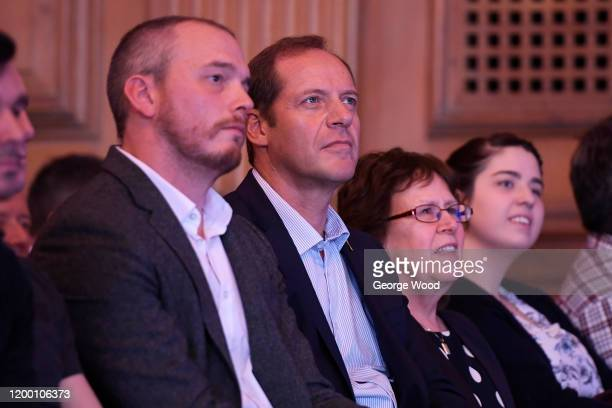 Christian Prudhomme director of the Tour de France looks on during the 2020 Tour de Yorkshire Route Presentation on January 17 2020 in Leeds England