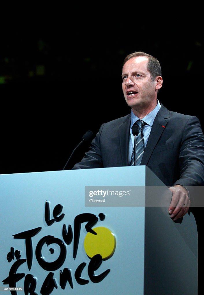 Le Tour de France 2015 Route Announcement : News Photo