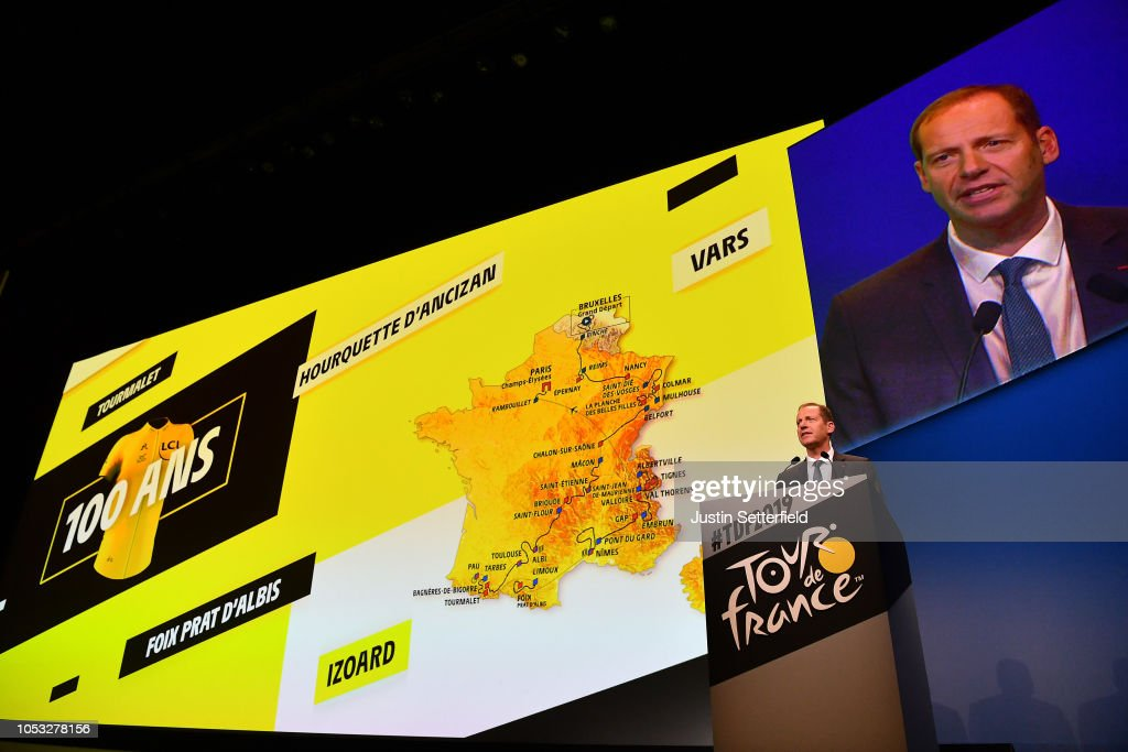 106th Tour de France 2019 - Presentation : ニュース写真
