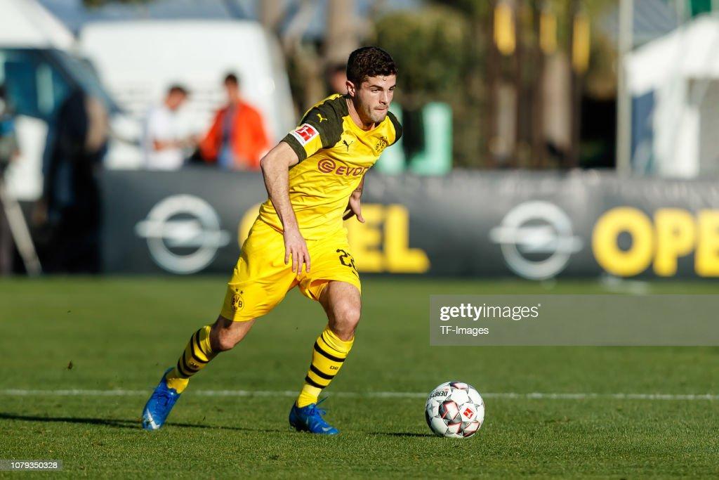 Borussia Dortmund Marbella Training Camp : News Photo