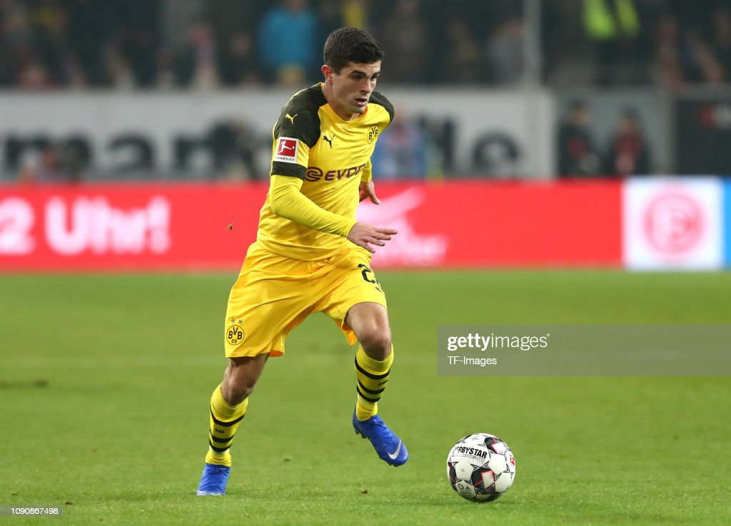 Fortuna Duesseldorf v Borussia Dortmund - Bundesliga : News Photo