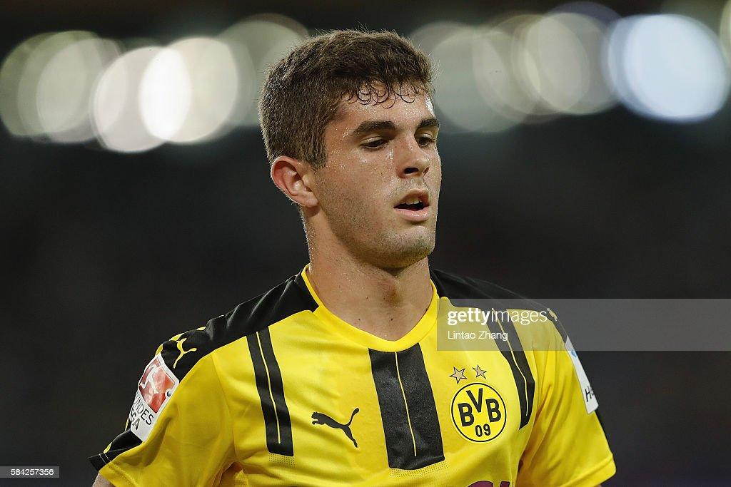 Borussia Dortmund v Manchester City - 2016 International Championship Cup China