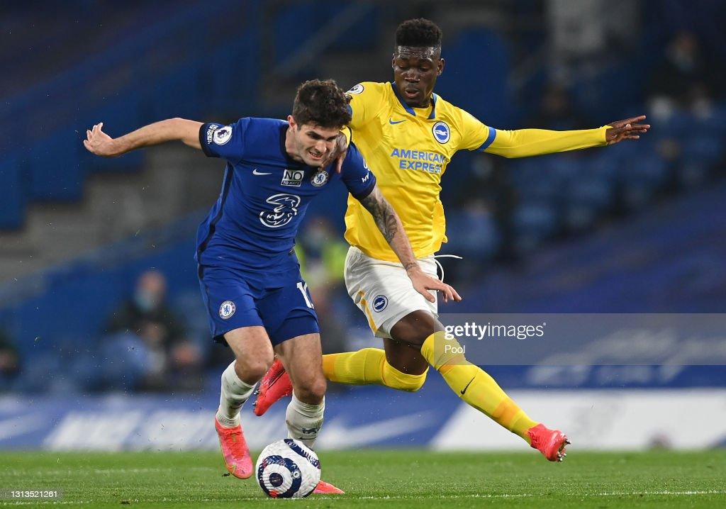 Chelsea v Brighton & Hove Albion - Premier League : News Photo