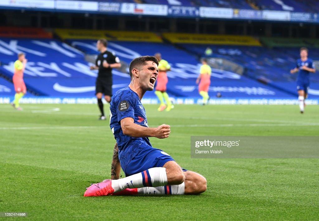Chelsea FC v Manchester City - Premier League : ニュース写真