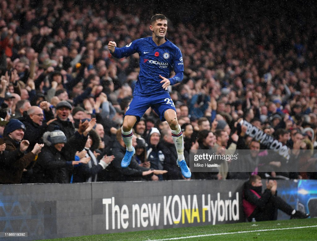 Chelsea FC v Crystal Palace - Premier League : News Photo