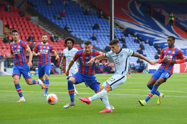 GBR: Crystal Palace v Chelsea FC - Premier League