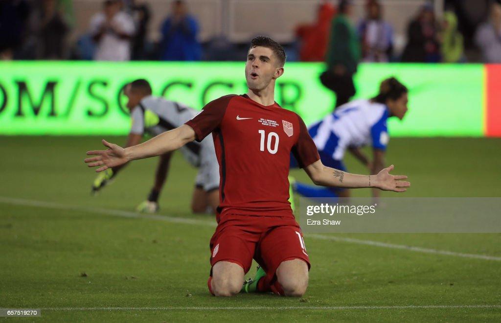 Honduras v United States - FIFA 2018 World Cup Qualifier : ニュース写真
