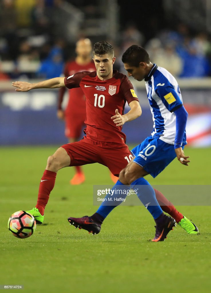 Honduras v United States - FIFA 2018 World Cup Qualifier