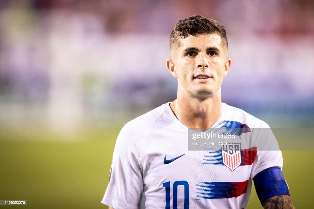 USA v Curacao: CONCACAF Gold Cup Quarterfinal : ニュース写真