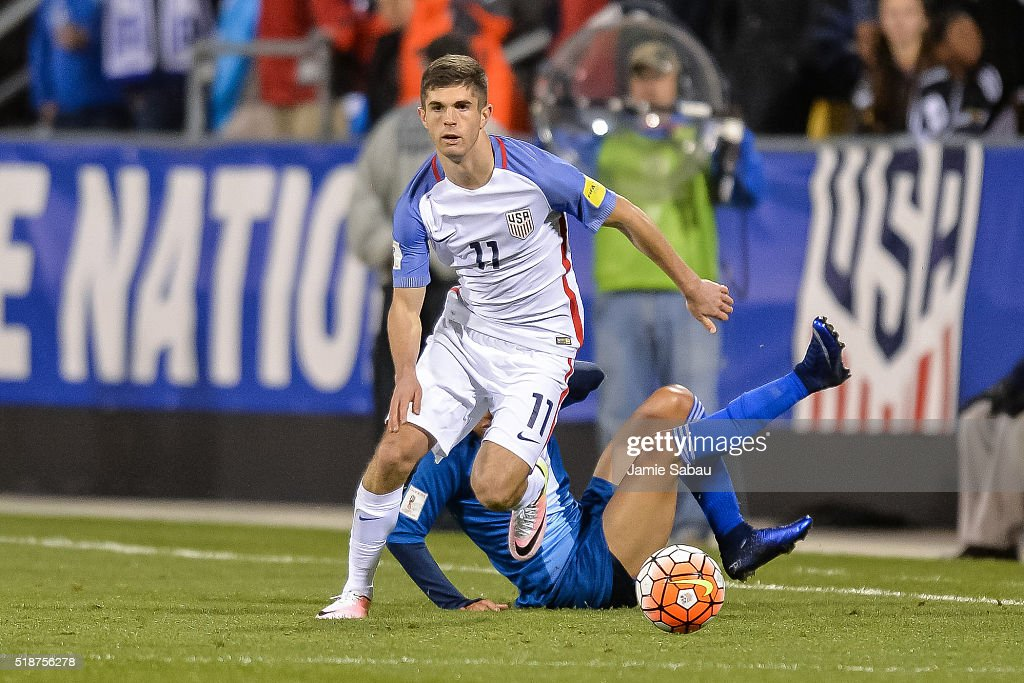 Guatemala v United States - FIFA 2018 World Cup Qualifier