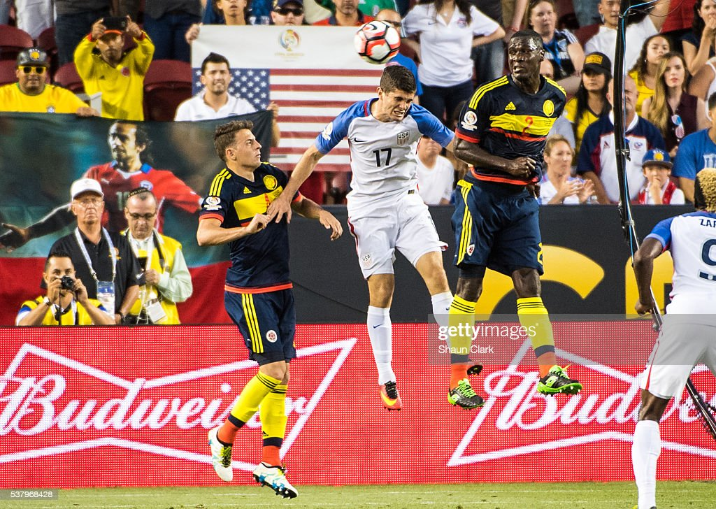 United States v Colombia: Group A - Copa America Centenario : News Photo