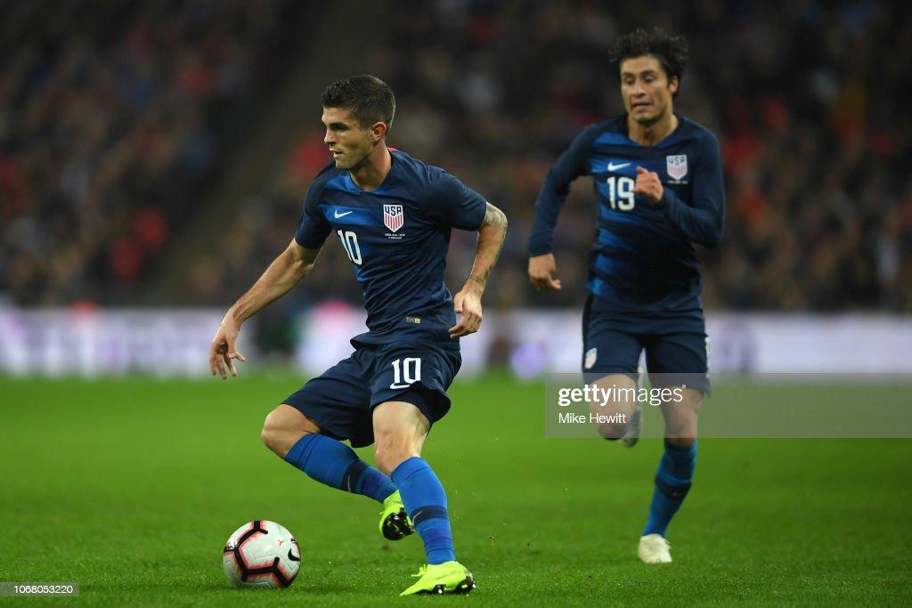 England v United States - International Friendly : News Photo