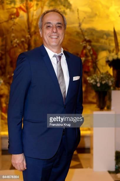 Christian Rach attends the 120th anniversary celebration and presentation of the book 'Ein Stueck Hamburg Geschichte und Geschichten' of the Hotel...