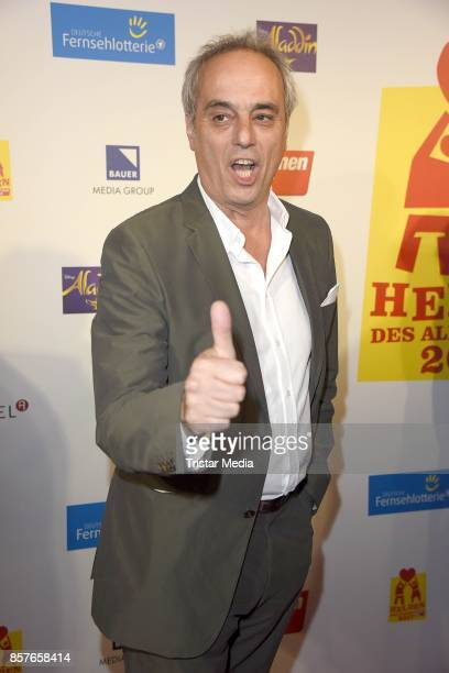 Christian Rach attends the 'Helden des Alltags' Gala at Theater Kehrwieder on October 4 2017 in Hamburg Germany