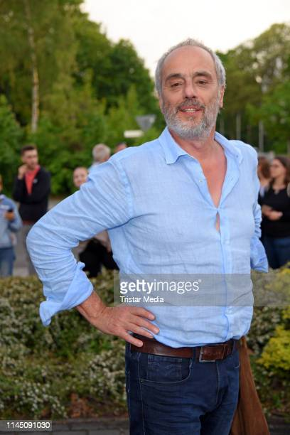 Christian Rach attends the recording of german ARD TV Show 'Klein gegen Gross' on May 19 2019 in Berlin Germany