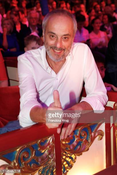 Christian Rach during Circus Roncalli Gala at Moorweide Park on June 7 2019 in Hamburg Germany