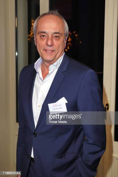 Christian Rach during the Blankeneser new year reception on January 9 2020 in Hamburg Germany