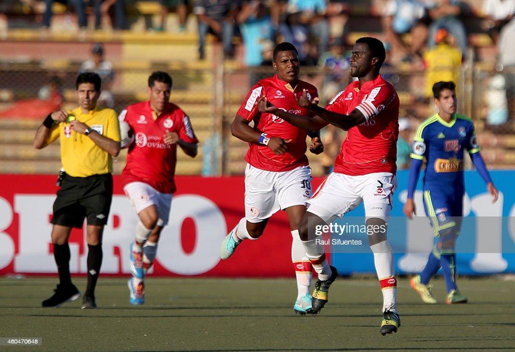 Juan Aurich v Sporting Cristal - Torneo Descentralizado 2014
