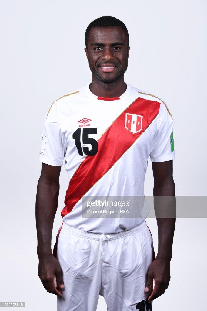 Peru Portraits - 2018 FIFA World Cup Russia