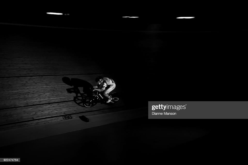 New Zealand Track Cycling Championships : Nachrichtenfoto