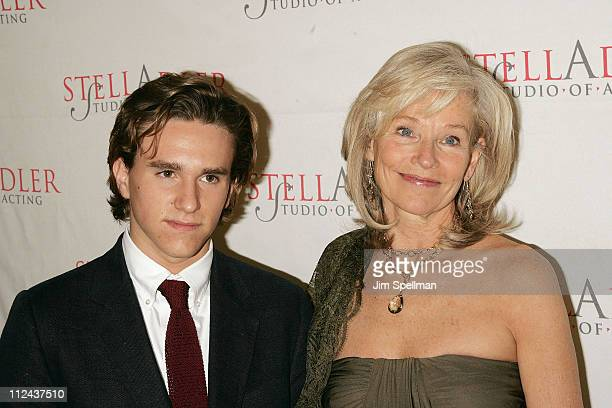 Christian Scheider and Brenda Siemer Scheider arrives at the 4th Annual Stella by Starlight Gala Benefit Honoring Martin Sheen at Chipriani 23rd st...