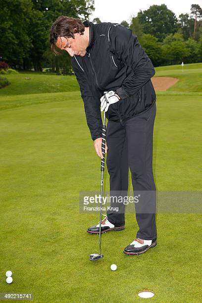 Christian Schenk attends the 'Camp David Eagles Hauptstadt Golf Cup' on May 19 2014 in Berlin Germany