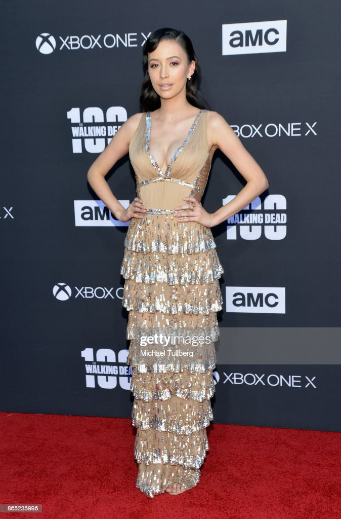 "AMC Celebrates The 100th Episode Of ""The Walking Dead"" - Arrivals"
