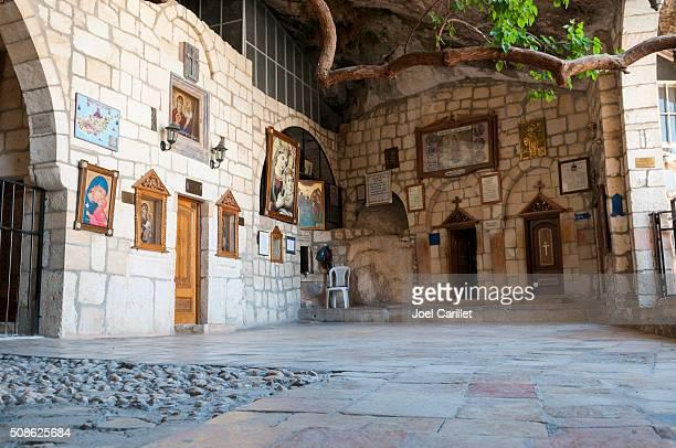 クリスチャン神社で「Mar タクラマールーラ、シリア
