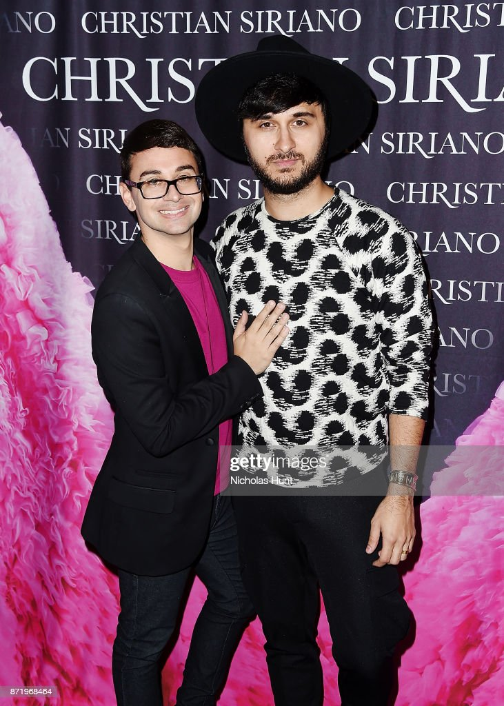 "Christian Siriano Celebrates The Launch Of His New Book ""Dresses To Dream About"""