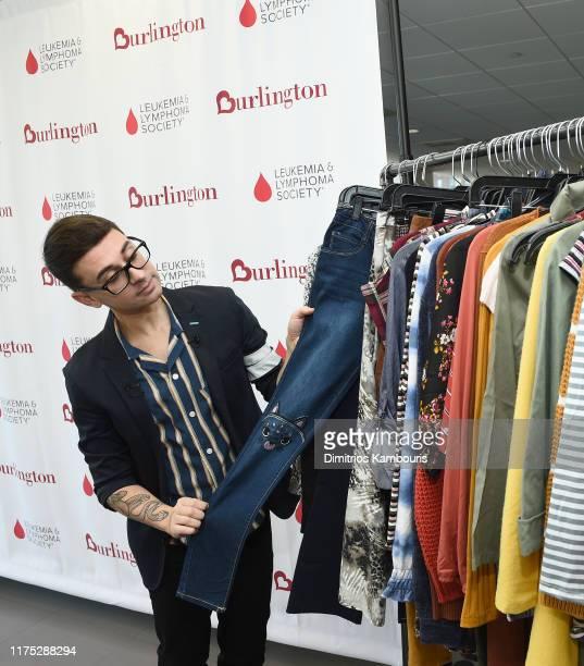 Christian Siriano joins Burlington and The Leukemia & Lymphoma Society To Celebrate Kids Who Have Beat Cancer at Burlington Union Square on September...