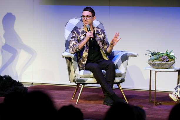 GA: 24th SCAD Savannah Film Festival - In Conversation With Christian Siriano
