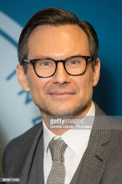 Christian Slater at the British Independent Film Awards at Old Billingsgate in London