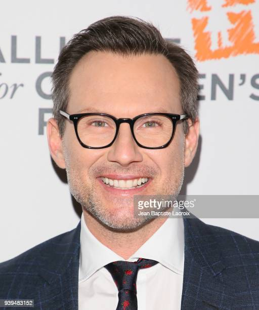 Christian Slater attends The Alliance For Children's Rights 26th Annual Dinner at The Beverly Hilton Hotel on March 28 2018 in Beverly Hills...