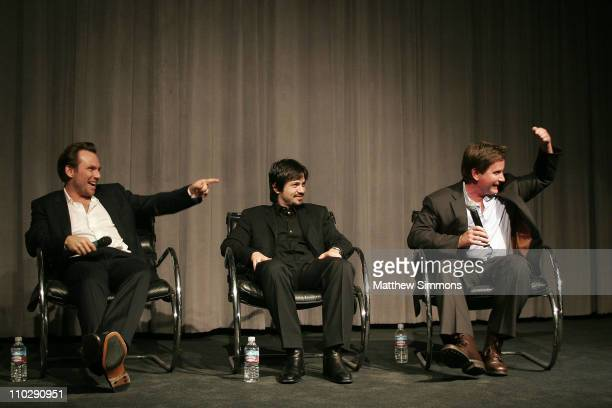 Christian Slater Freddy Rodriguez and Emilio Estevez