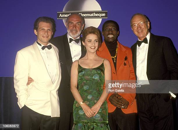 Christian Slater Sean Connery Sheena Easton Wesley Snipes and Neil Simon