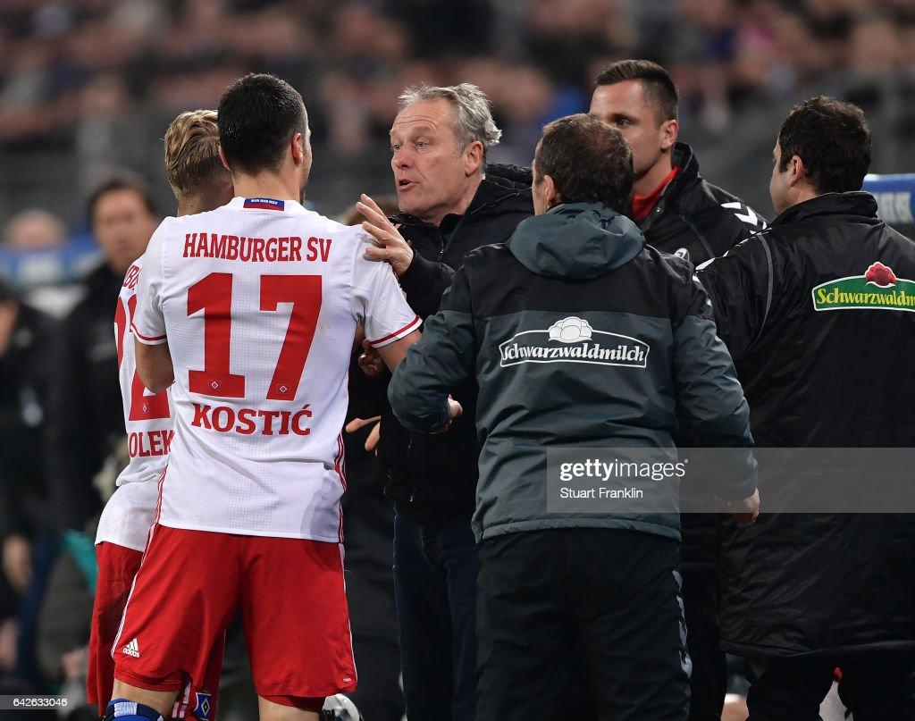 Hamburger SV v SC Freiburg - Bundesliga