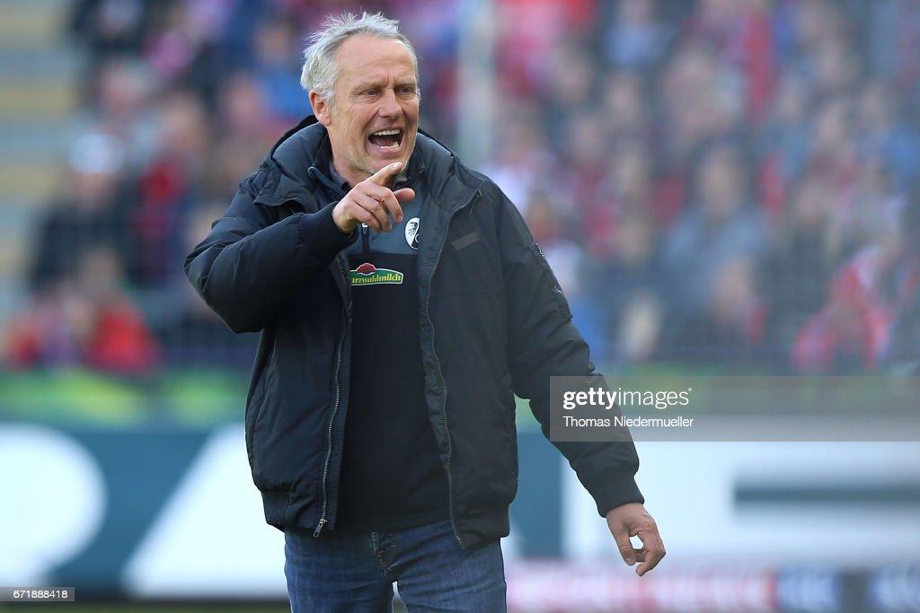 SC Freiburg v Bayer 04 Leverkusen - Bundesliga : News Photo