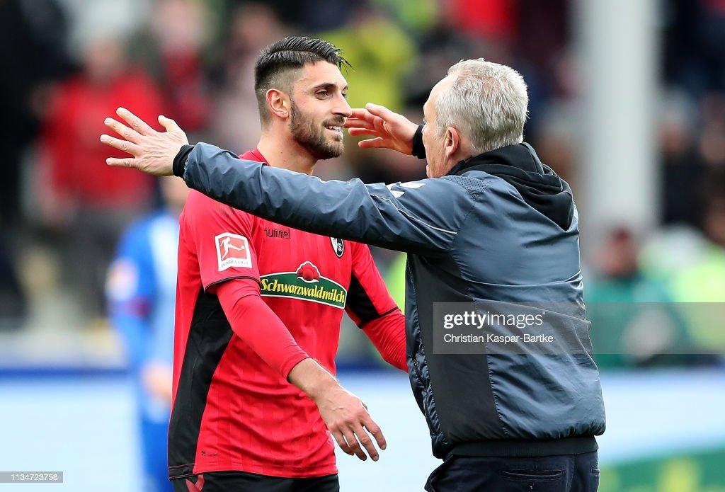 Sport-Club Freiburg v Hertha BSC - Bundesliga : News Photo