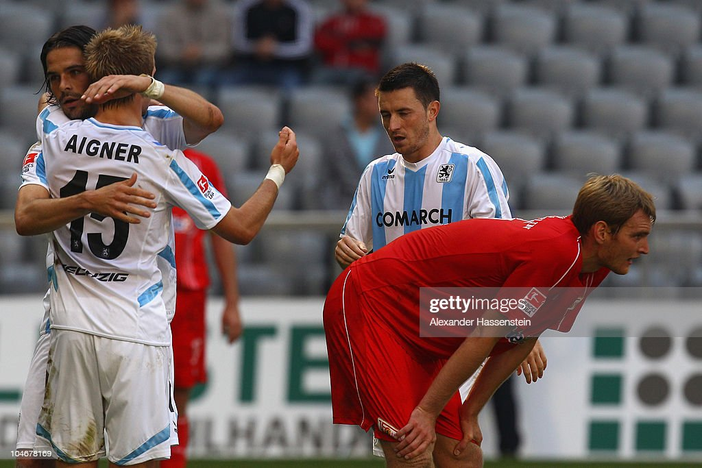 1860 Muenchen v Union Berlin - 2. Bundesliga