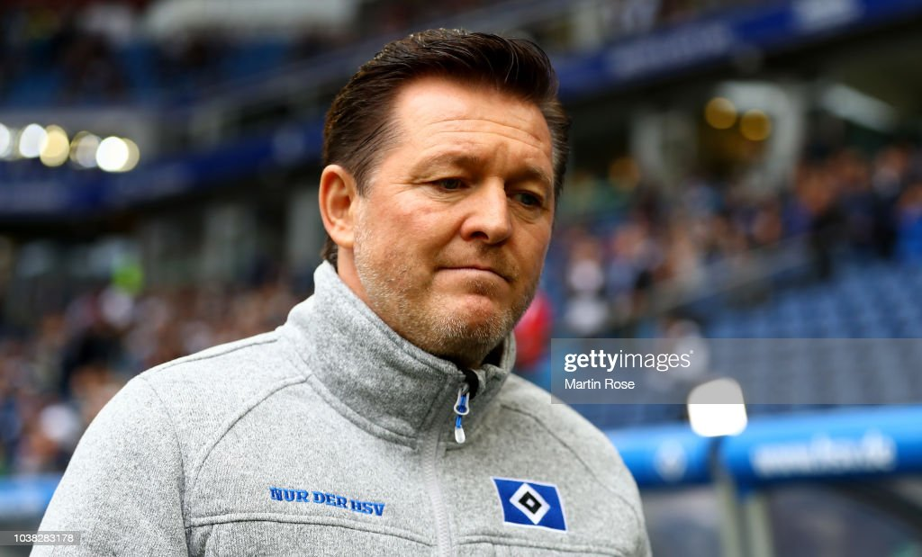 Hamburger SV v SSV Jahn Regensburg - Second Bundesliga