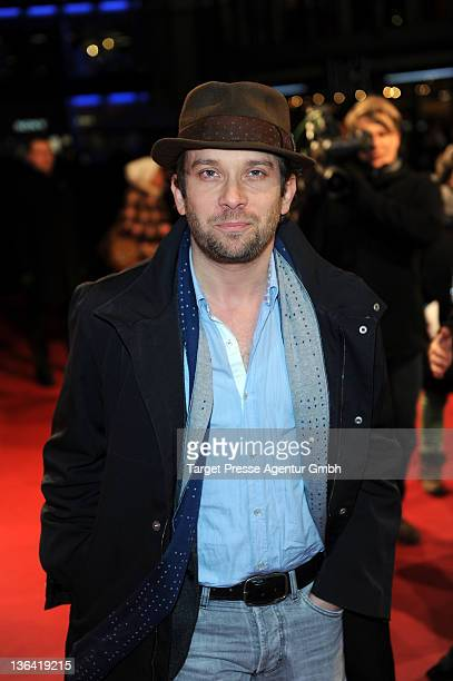 Christian Ulmen attends the 'Jonas' Germany Premiere on January 4 2012 in Berlin Germany
