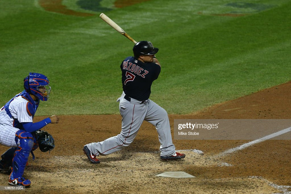 Boston Red Sox v New York Mets : News Photo