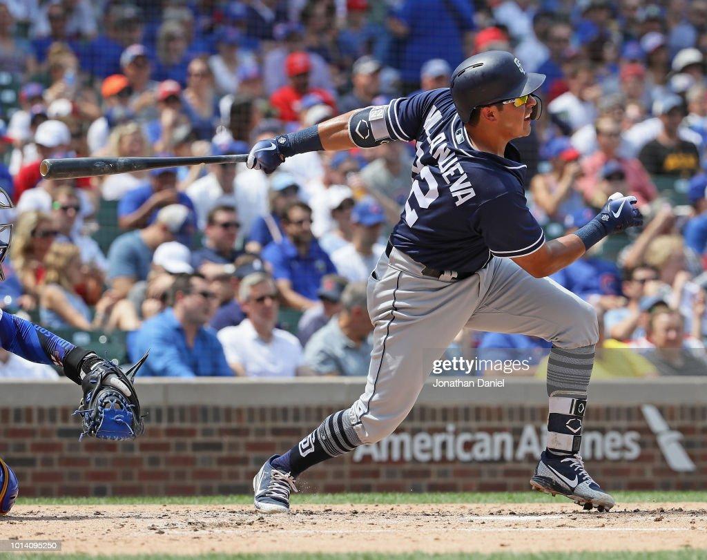 San Diego Padres v Chicago Cubs : ニュース写真