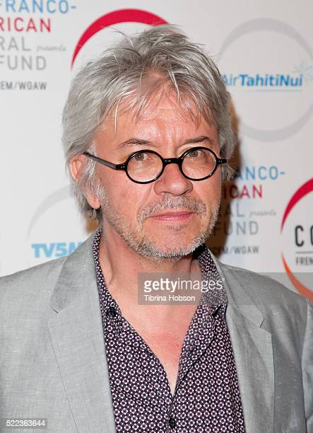 Christian Vincent attends opening night of the 20th annual COLCOA French Film Festival at Directors Guild of America on April 18 2016 in Los Angeles...