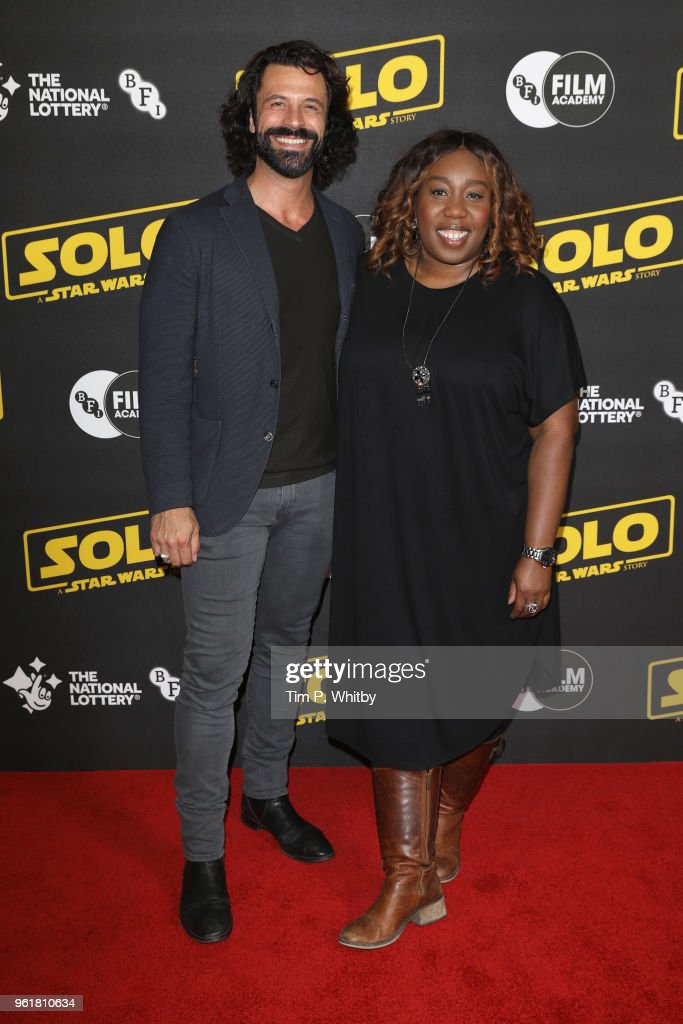 Special BFI screening of 'Solo: A Star Wars Story' : News Photo