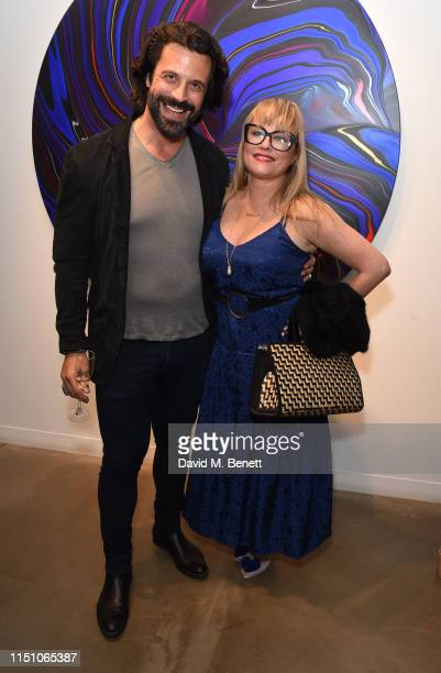 Christian Vit and Erica Bergsmeds JD Malat Gallery celebrate their 1st Anniversary and the private view of their new exhibition 'Echoes of Light' by...